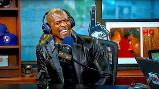 Actor Terry Crews on The Dan Patrick Show | Full Interview | 9/29/17