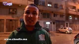 كراج فيه بوطات يهدد ساكنة عمارة الحمد بسيدي مومن(فيديو) |