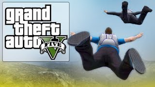 "GTA 5 ""THEFT"" Custom Game Mode (FUN CHALLENGES!)"