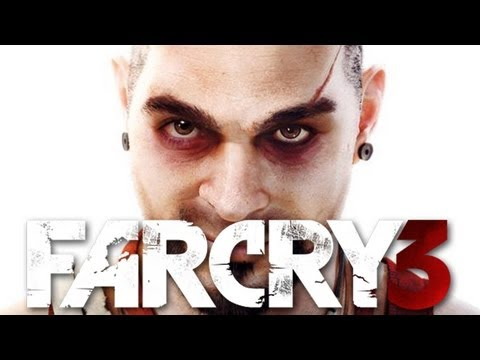 Far Cry 3 Gameplay - Vaas battle [Story spoiler!]