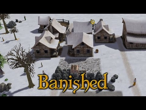 Banished - 13 - A village
