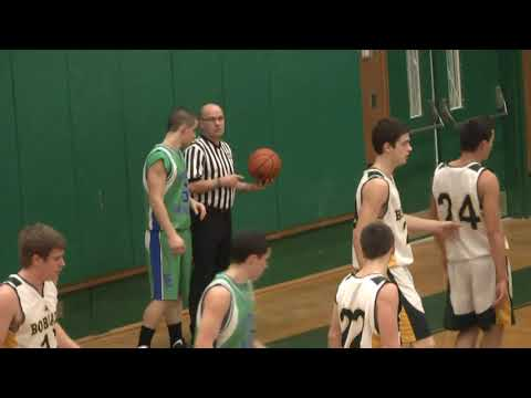 NAC - Seton Catholic Boys 1-23-12