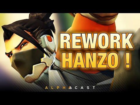 La Refonte d'Hanzo est enfin là ! ► Nouveau patch PTR et nouvelle Map