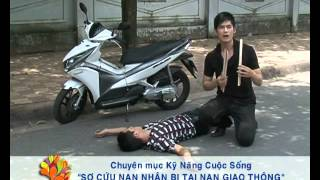 Sơ cứu khi bị tai nạn giao thông