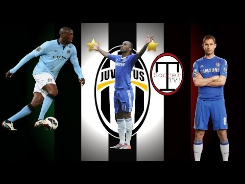Drogba Joins Juventus! Yaya Toure Out? Soccer Transfers