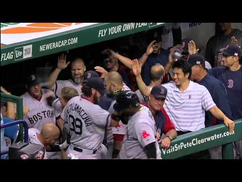 Funny Koji Uehara song - Koji on the Mound - Red Sox (to the music of Sea Cruise)