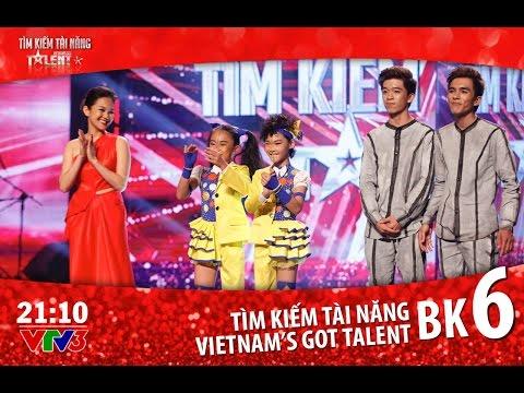 [FULL HD] Vietnam's Got Talent 2016 - BÁN KẾT 6 - TẬP 14 (15/04/2016)