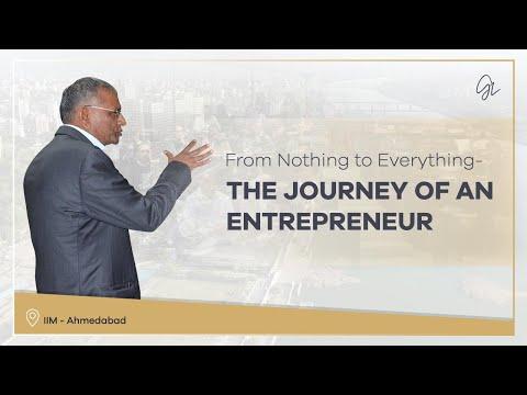 IIM Ahmedabad Lecture