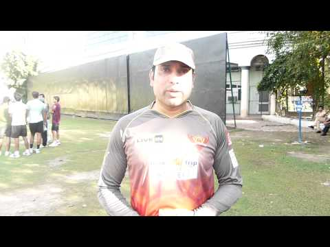 SRH Mentor VVS Laxman - Interview