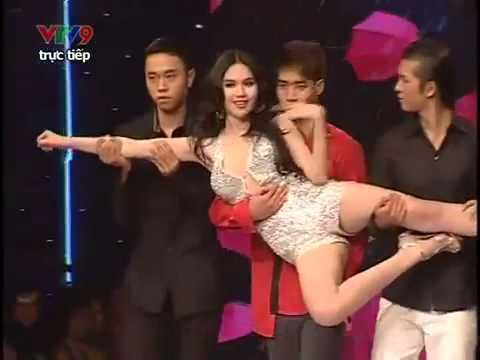 Thảm họa clip Ngọc Trinh hát.mp4 - Thien Long Truyen Ky