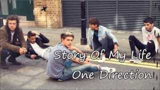 Story Of My Life One Direction Letra Inglés Y Español