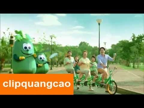 Quảng Cáo Trà Bí Đao Wonderfarm Mới Nhất 2014 Cho Bé Yêu Biếng Ăn Full HD