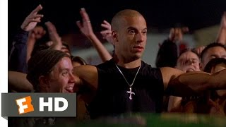 The Fast And The Furious (2/10) Movie CLIP Winning's