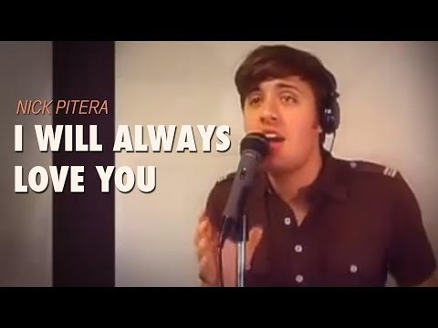 Me singing I Will Always Love You Whitney Houston Tribute ( Nick Pitera Cover )