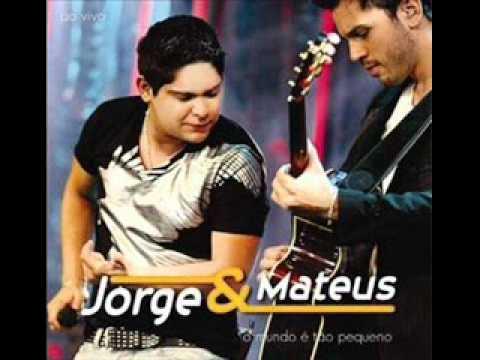Jorge & Mateus - Pra que entender (Música nova 2011)
