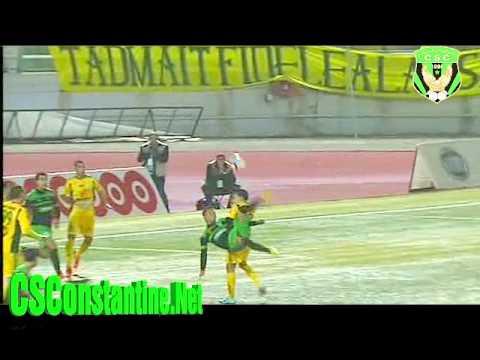 JSK 1 - CSC 2 : Les buts du match