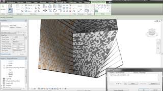 AutoCAD + Revit 2013 Loft + Masas + Documentación
