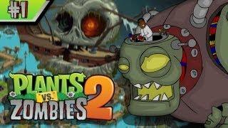 Plants Vs. Zombies 2| Un Nuevo Juego Para Ios