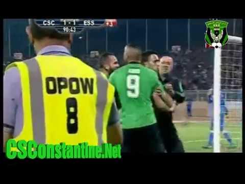 CSC 2 - ESS 1 : Les buts du match