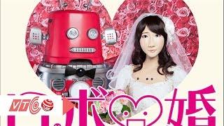 Kỳ lạ đám cưới đầu tiên dành cho robot  | VTC