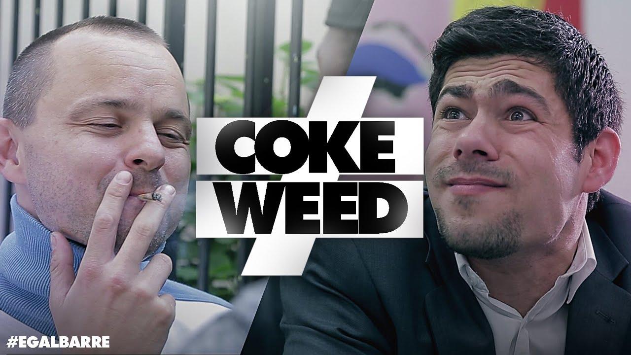 Cocaïne vs Cannabis : les différences