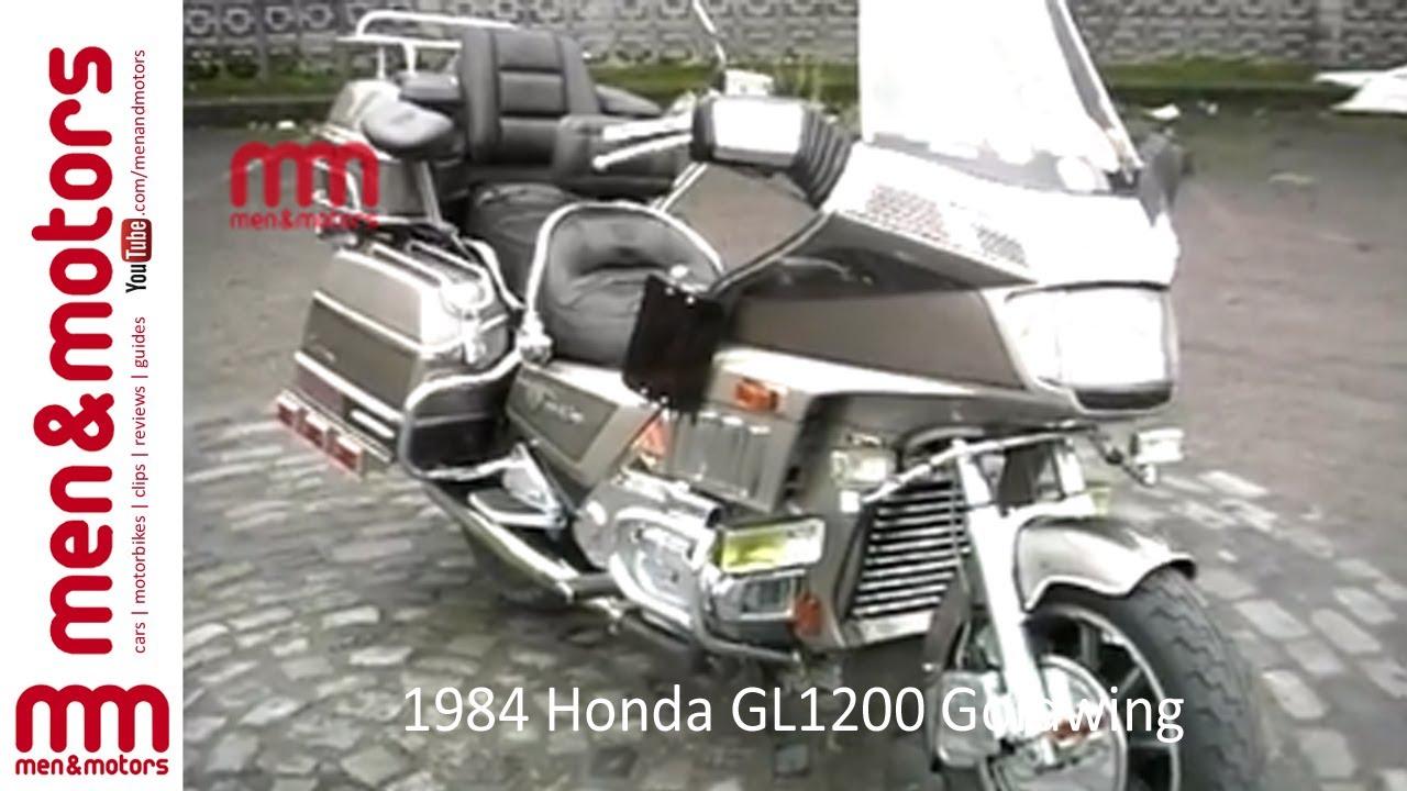 1984 Honda Gl1200 Goldwing Review