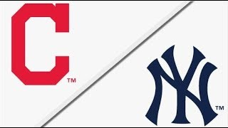 Cleveland Indians vs New York Yankees | ALDS Game 4 Full Game Highlights