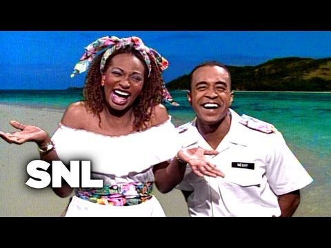 Jamaica Tourism Ad - Saturday Night Live