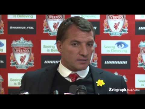 Brendan Rodgers hails Liverpool's 'intensity'