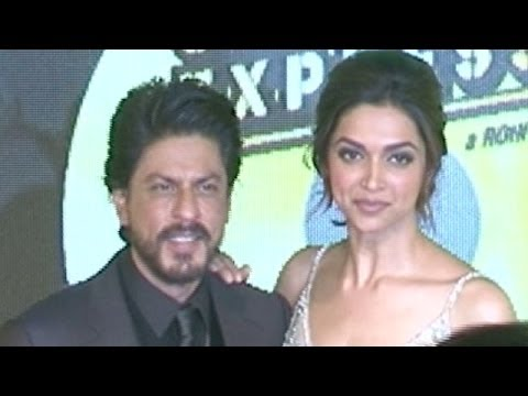 Deepika Padukone chooses Shahrukh Khan for a romantic photo shoot