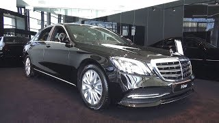 2017 Mercedes-Benz S 450 4MATIC. Start Up, Engine, and In Depth Tour.. MegaRetr