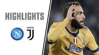 HIGHLIGHTS: Napoli vs Juventus - 0-1 - Serie A - 01.12.2017