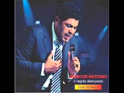 MARCOS ANTONIO NOVO CD TUDO  DE NOVO  CD COMPLETO