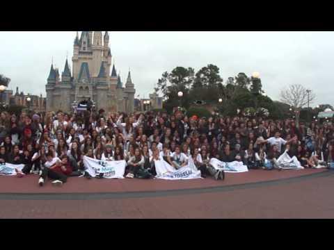 Todos en el Magic Kingdom! Febrero 2011!! Parte 2!!