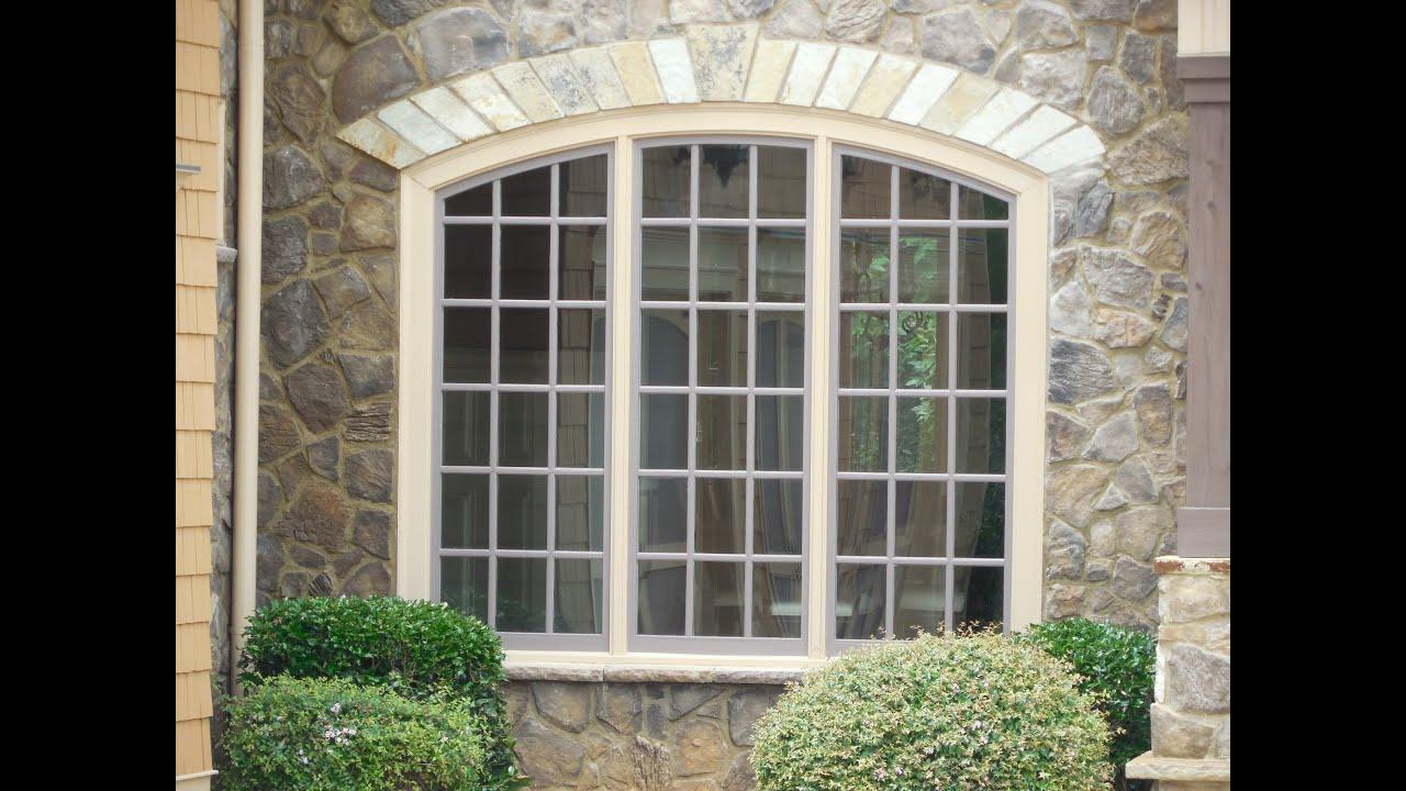Outside House Windows