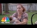 Mother Holds Onto Newborn As Tornado Tosses Them Through The Air   NBC News