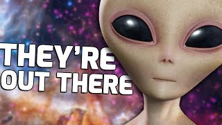 This will make you BELIEVE IN ALIENS
