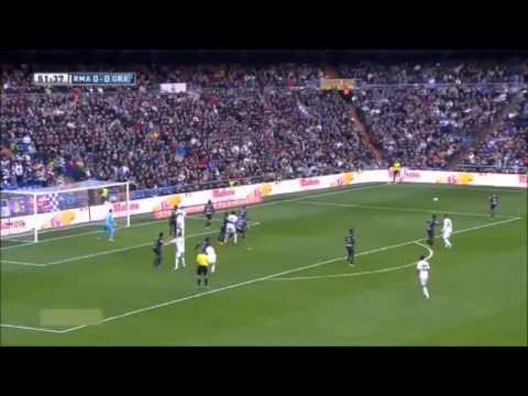 Nhung pha  dut diem dang cap cua Cristiano Ronaldo