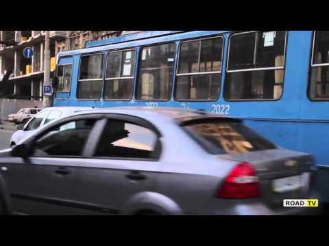 ДТП с троллейбусом в Одессе.