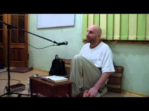 26 января 2013 Сатья прабху Ведическая кулинария вводная лекция