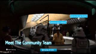 PlayStation Home LucasArts Star Wars Cantina