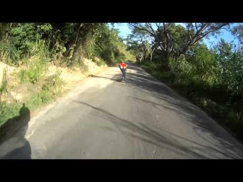 Raw Run - Drop do Ranho em Monte Pádula