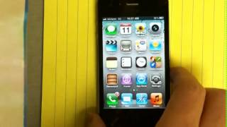 Flash / Activate Sprint IPhone 4 W/ Bad ESN To Page Plus