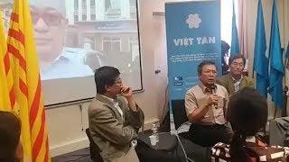 [NÓNG]-Phạm Minh Hoàng: Giáo sư đặt chân đến Pháp chính thức lên tiếng vạch trần tội ác cộng sản