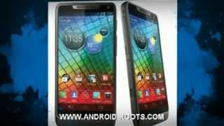 How To Root Motorola RAZR I XT890 Rooting Motorola RAZR