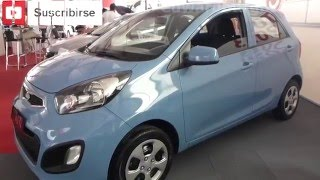 2014 Kia Picanto Ion 2014 Video Review Caracteristicas