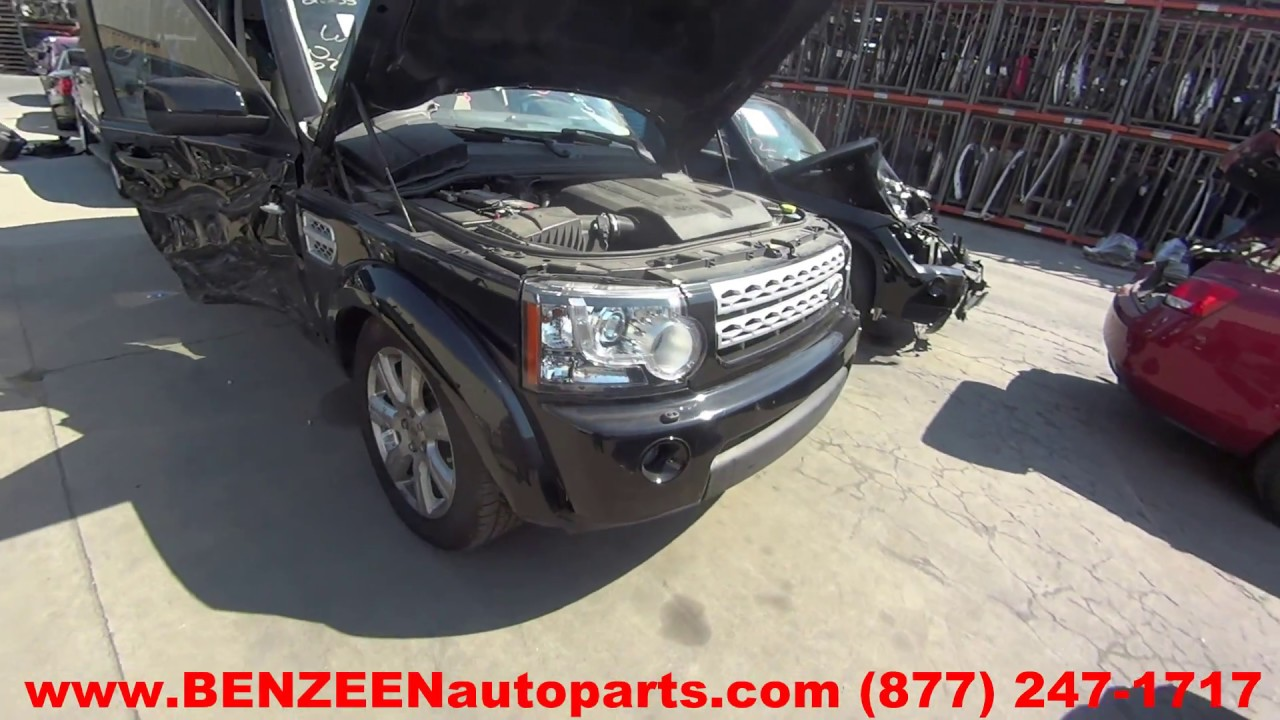 Parting Out 2013 Land Rover LR4 - Stock - 7346BL - TLS Auto Recycling