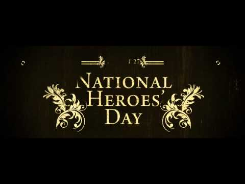 National Heroes' Day - EBC Version