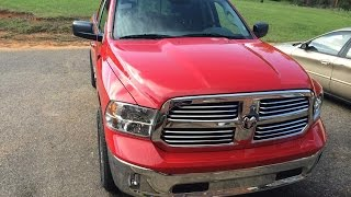 2014 Ram 1500 Big Horn Review