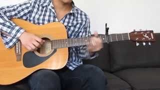 All Of The Stars Acoustic Cover Ed Sheeran (Chords